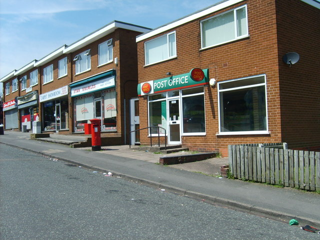 Hurst Hill Post Office