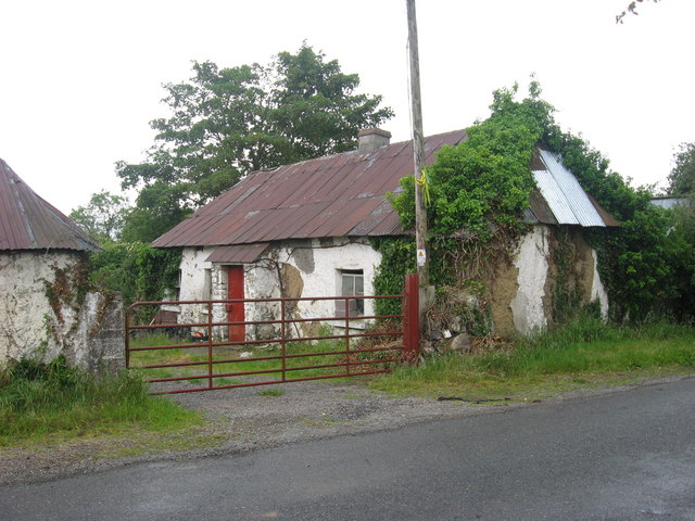 Cottage at Knockcommon, Co. Meath