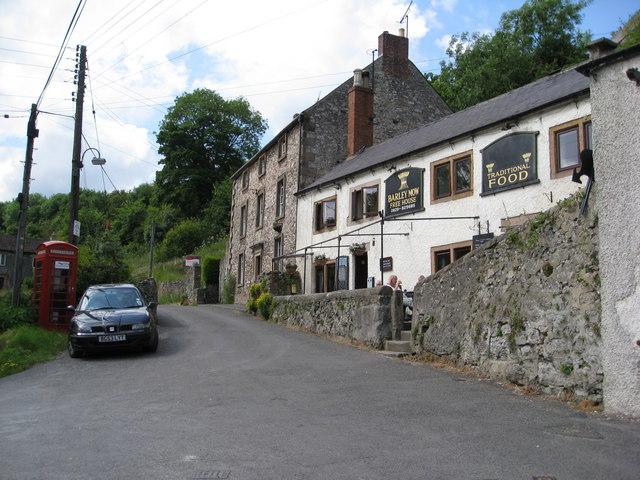 Bonsall - The Barley Mow Public House