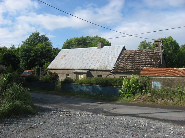 Cottage at Downestown, Co. Meath