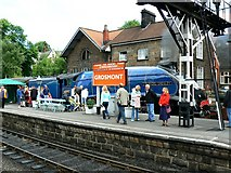 NZ8205 : Grosmont Station, North Yorkshire Moors Railway by Brian Robert Marshall