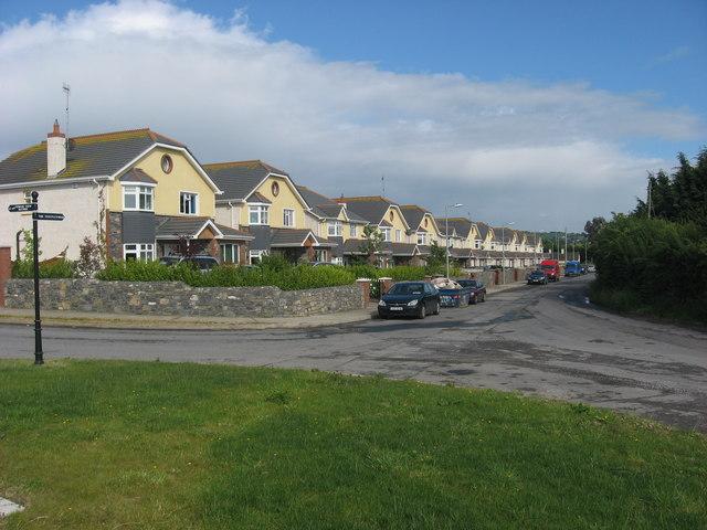 Western suburbs of Duleek