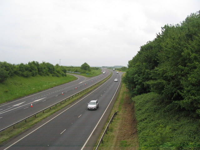 Crossing the A15