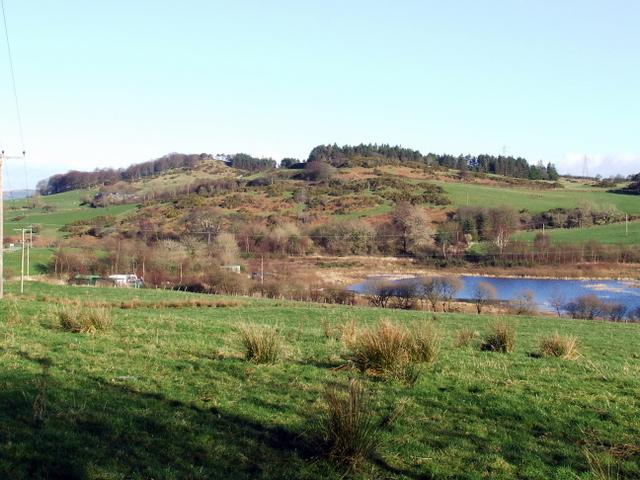 Leperstone reservoir