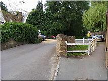 TQ0487 : Village Road Denham by Shaun Ferguson