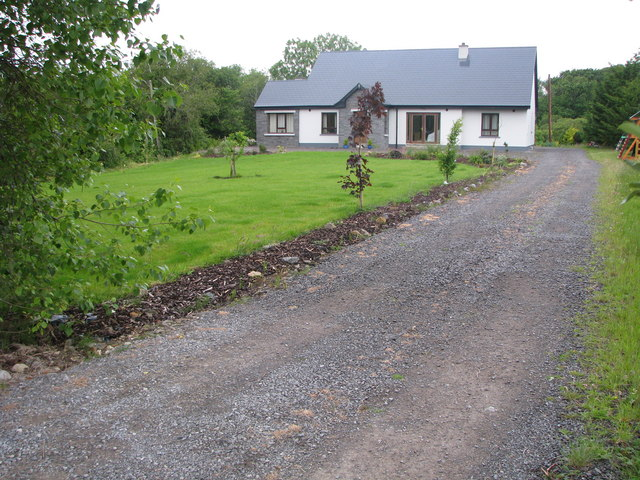 Residence along the N56 road west of Knocknahorna