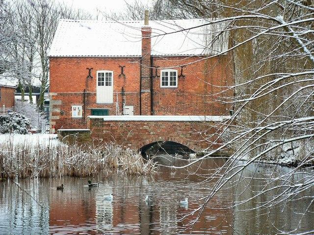 Cogglesford Mill, Sleaford