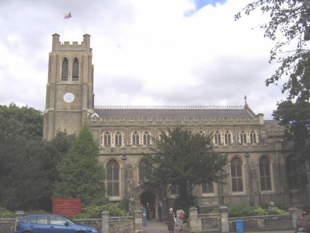 St Bartholomew's, Sydenham