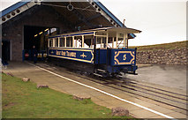 SH7783 : The Great  Orme Tramway by Dr Neil Clifton