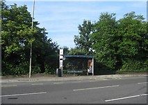 SU6252 : Bus Shelter - Brunel Road by Given Up