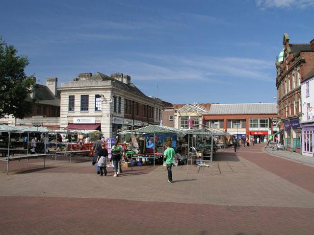 Burton Market