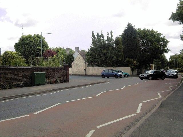 Goldthorn Hill Road