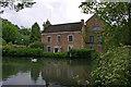 TQ2249 : Wonham Mill House by Ian Capper