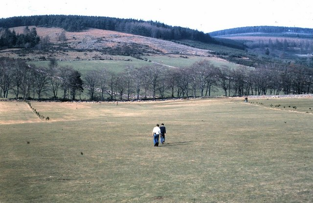 Torphins Golf course (1978)