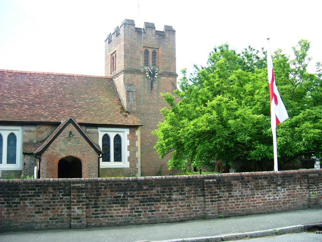 St. James Church, Fulmer, Bucks