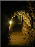 ST5673 : Clifton: Giant's Cave by Chris Downer