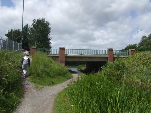 Green Lane Bridge - Wyrley and Essington Canal