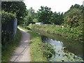 SK0000 : LMR railway aqueduct - Wyrley and Essington Canal by John M