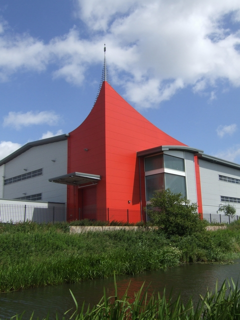 TK Maxx Distribution Centre