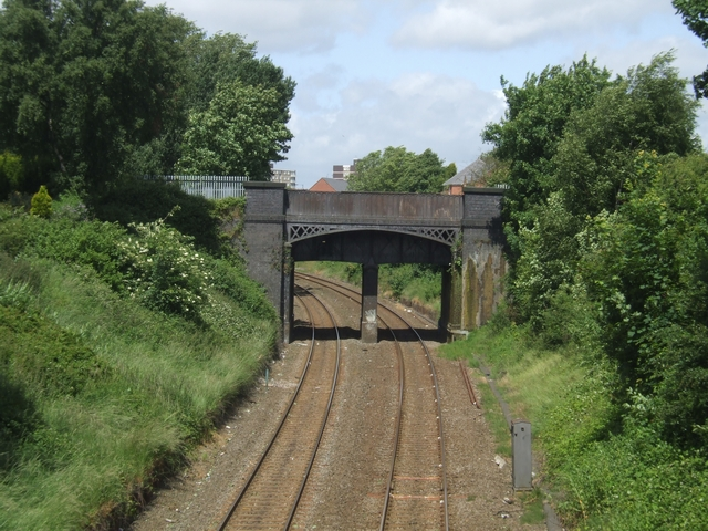 Wyrley and Essington Canal aqueduct