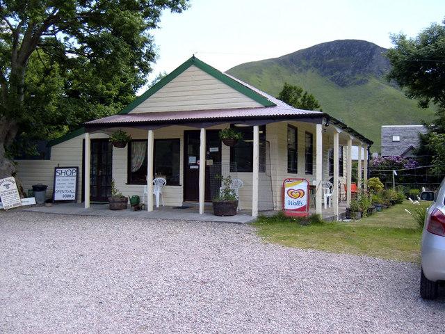 Lochranza Golf Course Shop
