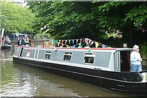 SU7273 : NB Ufton at Reading Waterfest by Graham Horn