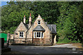 SK5165 : Pleasley Mills, Gardeners Lodge by Alan Murray-Rust