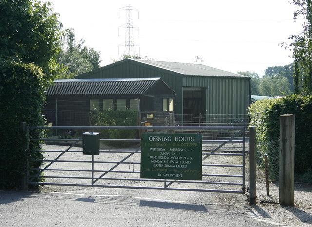 2008 : The Meads Nursery, near Rudge