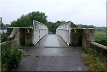 SP2195 : The Replacement Hemlingford Bridge by Rob Farrow