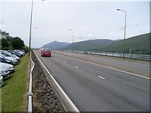 NN1073 : The A82 to Glasgow by Stephen Sweeney