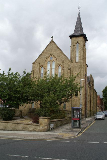 Former Presbyterian Church, Wigan