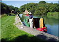 SU2462 : Above Crofton Top Lock, Kennet and Avon Canal by Dr Neil Clifton