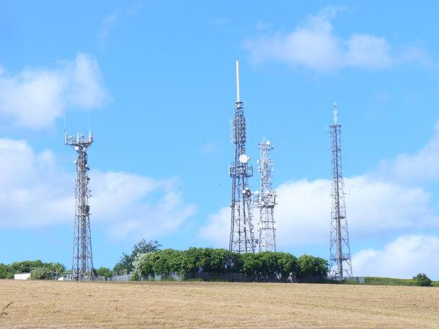 Hog's Back Transmitters