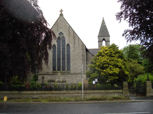 St Johns Church, New Pitsligo
