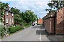 SK6117 : King Street in Seagrave, Leicestershire by Mat Fascione