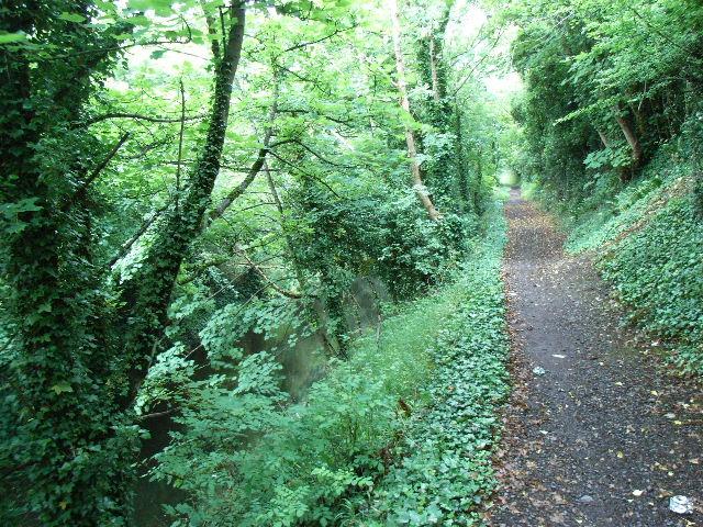 Royal Canal near Coolmine Station, Co. Dublin