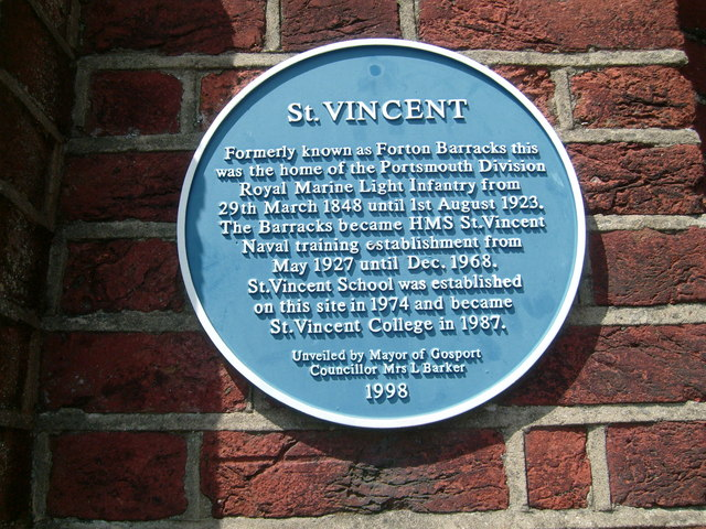 Plaque at Saint Vincent College