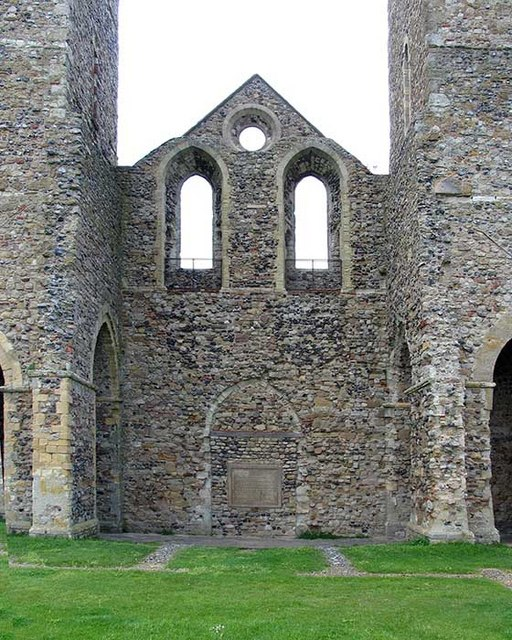 St Mary's Church, Reculver, Kent