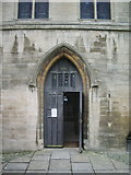TA2609 : The Parish Church of St James, Grimsby, Doorway by Alexander P Kapp