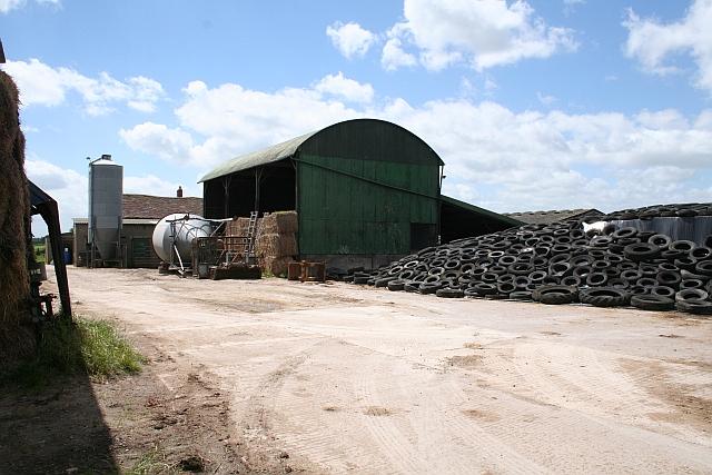 Outbuildings, Sudeley Farm