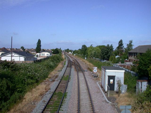 Peterborough this way!