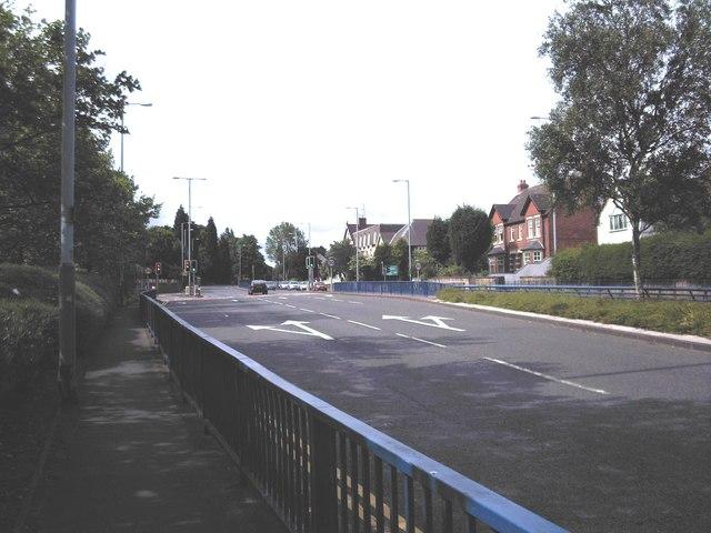Penn Road.