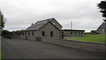 D0228 : Bushvale Minor church hall by Willie Duffin