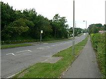 SU6553 : Wade Road by Sandy B