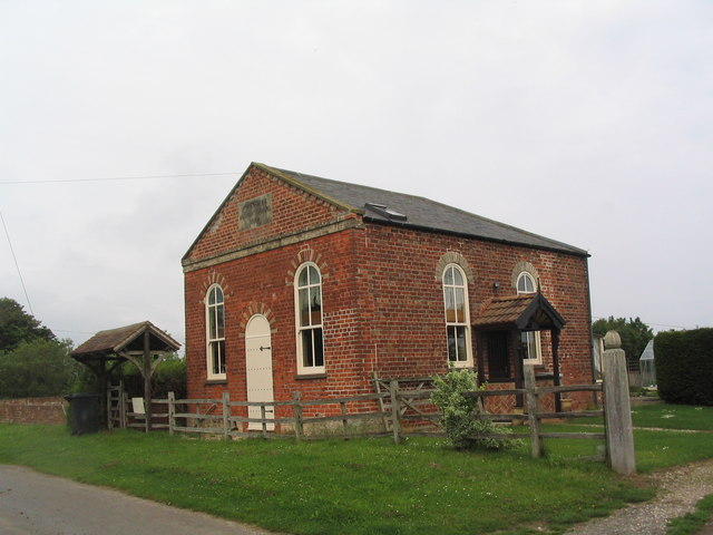 Former Primitive Methodist Chapel, Goulceby