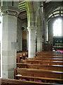 SD5289 : St Mark's Church, Natland, Interior by Alexander P Kapp