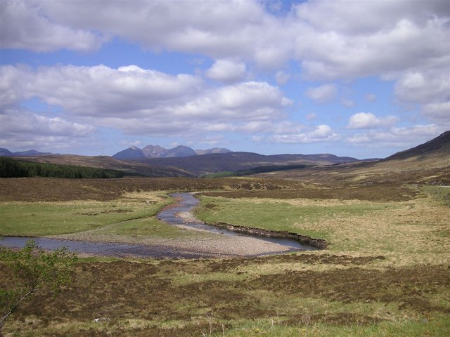 From the road to Ullapool