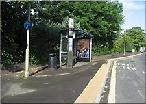SU6252 : Bus Stop - Brunel Road by Given Up