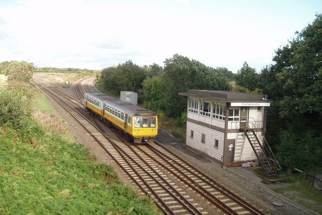 Crow Nest Junction and Signal Box