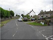 SK1971 : Great Longstone - Butts Road by Alan Heardman